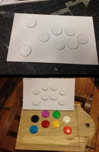 Button mapping 1