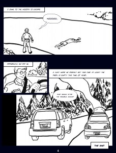 The Woods Comic Page 4